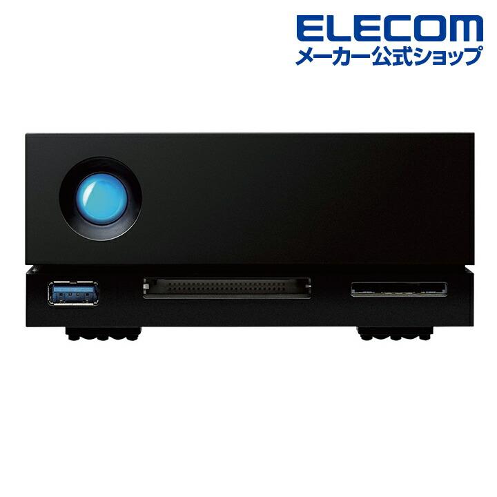 LaCie 1big dock HDD 8TB