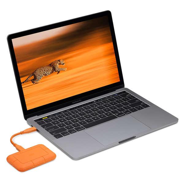 LaCie Rugged SSD 1TB