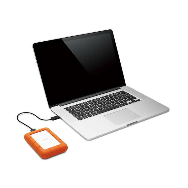 LaCie Rugged Mini 5TB