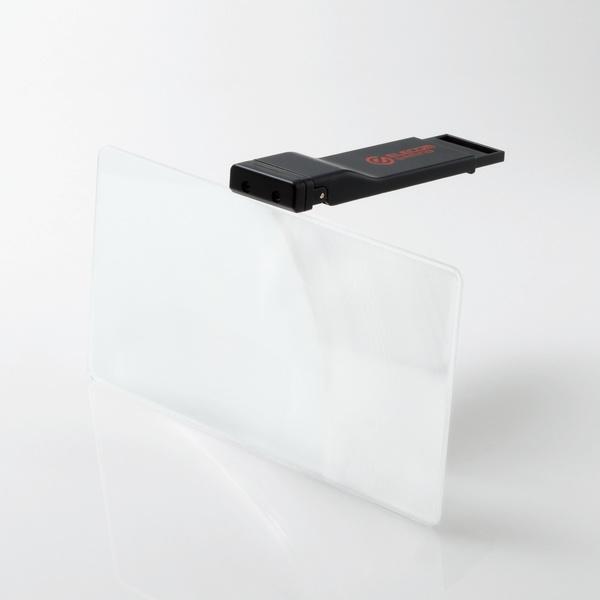 スマートフォン用ゲーミング画面拡大レンズ