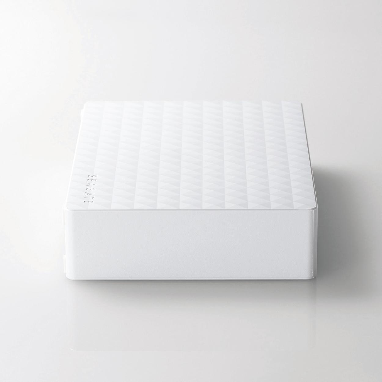 3.5インチHDD MY 4TB(ホワイト)