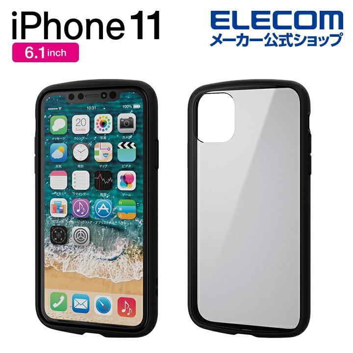 iPhone 11用TOUGH SLIM LITE/フレームカラー:PM-A19CTSLFCBK