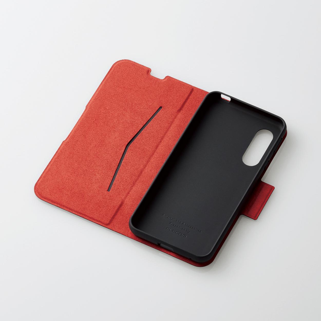 ソフトレザーケース/薄型/磁石付