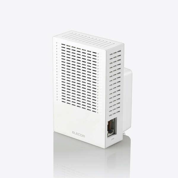 Wi-Fi 5(11ac) 867+300Mbps無線LAN中継器