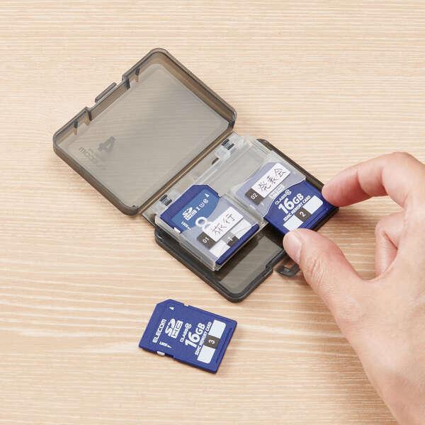 SDカードケース