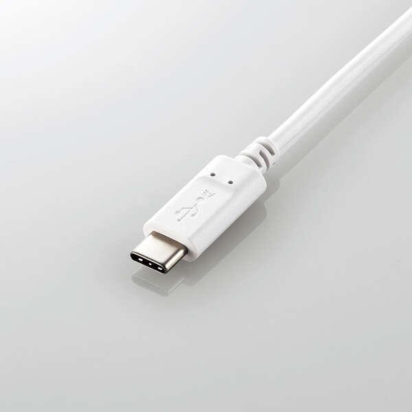 PD充電対応 USB Type-C HUB  (USB2.0)