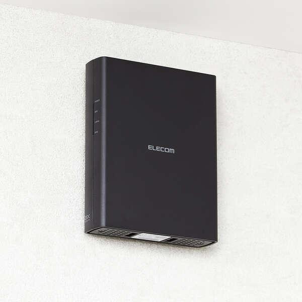 Wi-Fi 6(11ax) 1201+574Mbps Wi-Fi ギガビットルーター