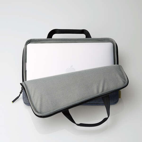 ハンドル付きインナーバッグ(カジュアル)