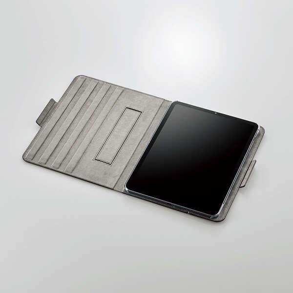 iPad Pro 11inch第3世代/手帳型/360度回転/ブラック