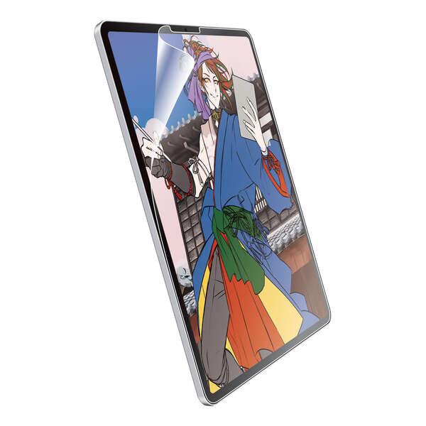 iPad Pro 12.9inch第5世代/フィルム/ペーパーライク/反射防止/上質紙タイプ
