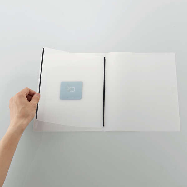 iPad Pro 12.9inch第5世代/フィルム/ペーパーライク/マット/ケント紙/着脱式