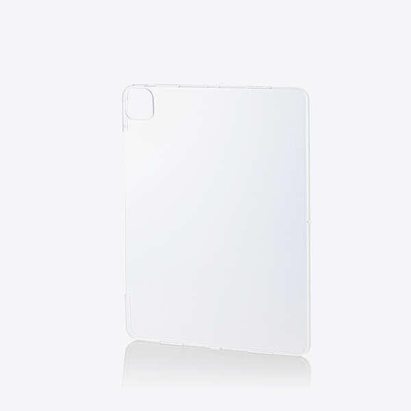 iPad Pro 12.9inch第5世代/ソフトケース/クリア