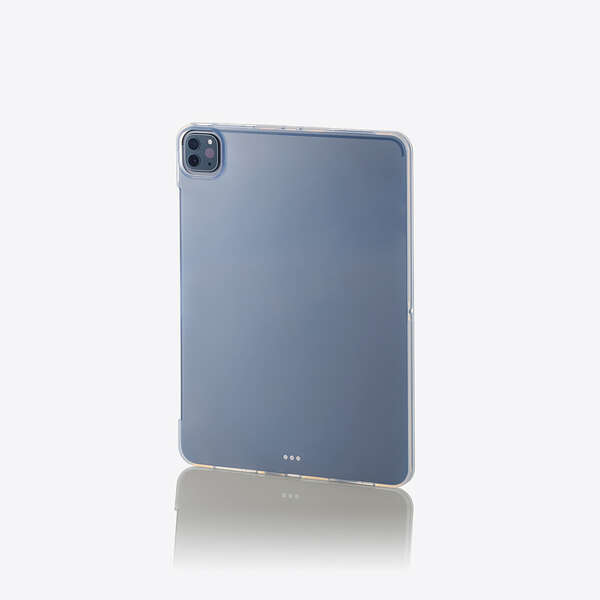 iPad Pro 11inch第3世代/ソフトケース/スマートカバー対応/クリア