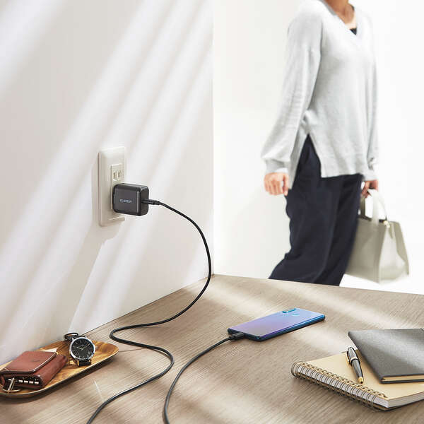 USB Power Delivery20W AC充電器(C×1)