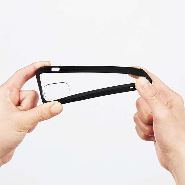 iPhone 12 mini ハイブリッド ケース TOUGH SLIM 360度保護