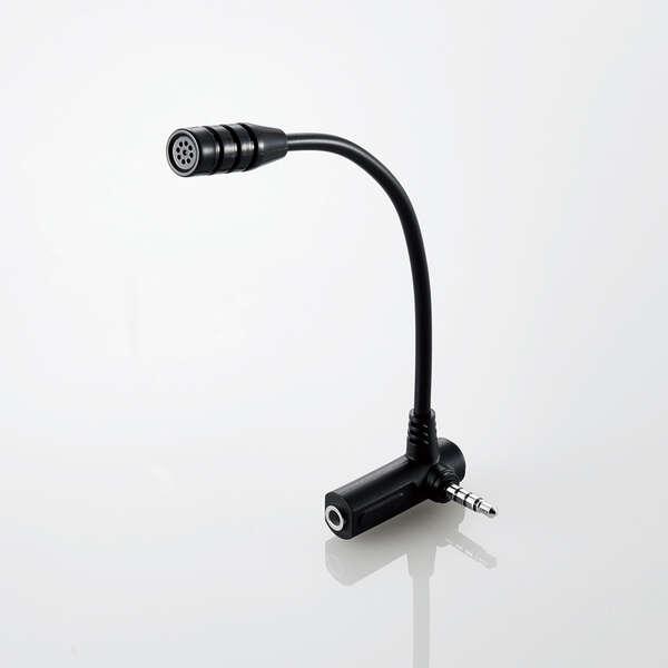 マイク 4極Φ3.5mm 直挿し型