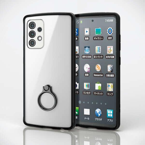 Galaxy A52 5G ハイブリッド ケース TOUGH SLIM LITE フレームカラー リ