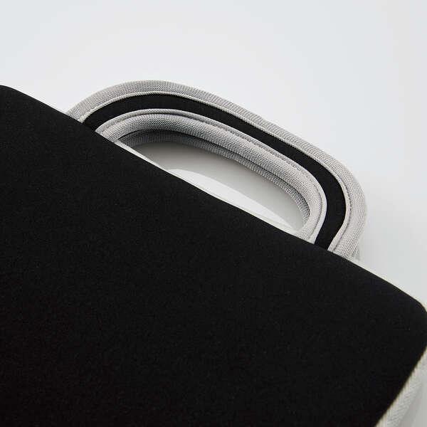 ハンドル付き耐衝撃インナーバッグ ブラック