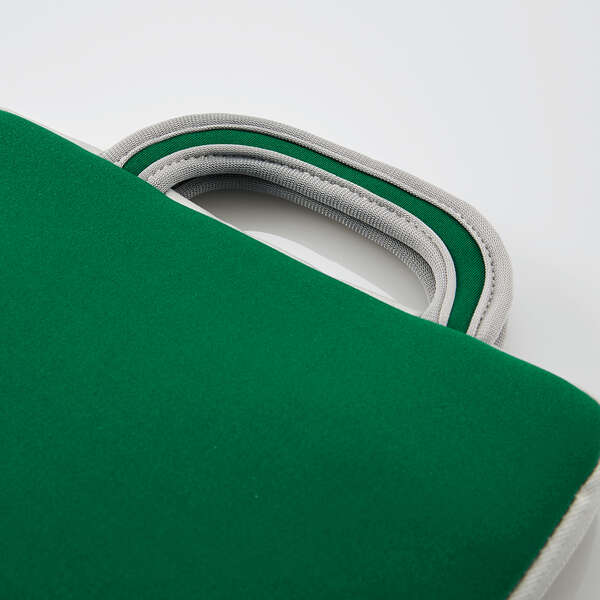ハンドル付き耐衝撃インナーバッグ グリーン