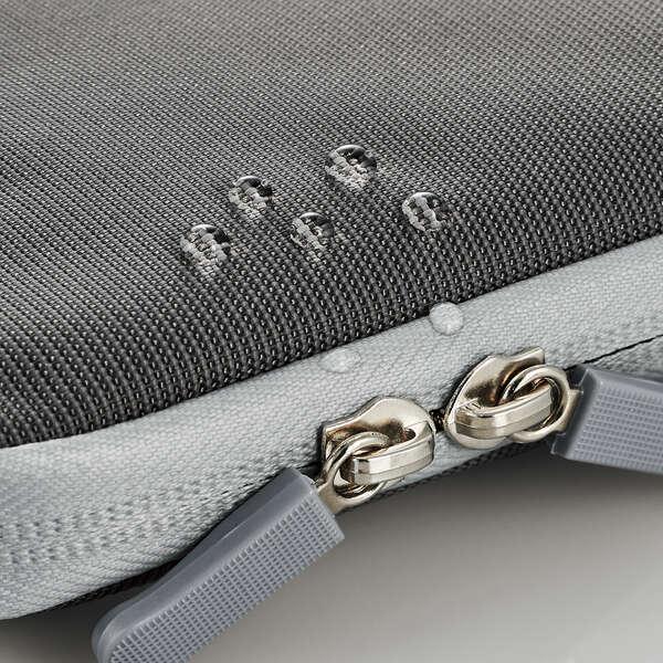 ハンドル付きポケットインナーバッグ ブルー