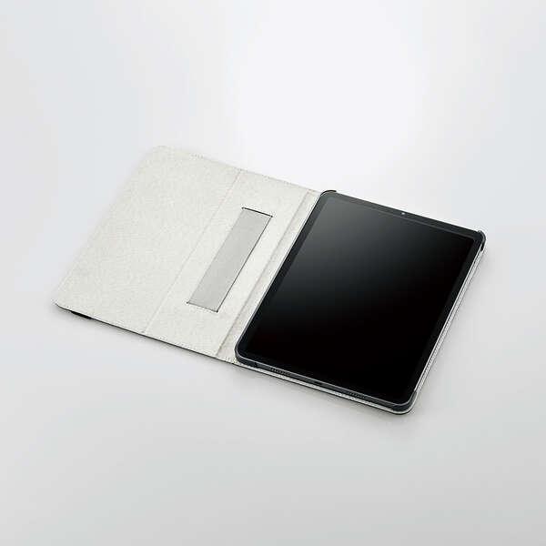 iPad Pro 11inch第3世代/手帳型/2アングル/軽量/ネイビー