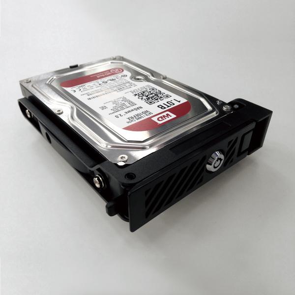 LinuxNAS用スペアドライブ3TB